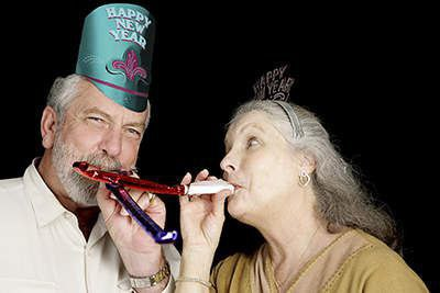 5 New Year's Resolutions for Active and Healthy Seniors