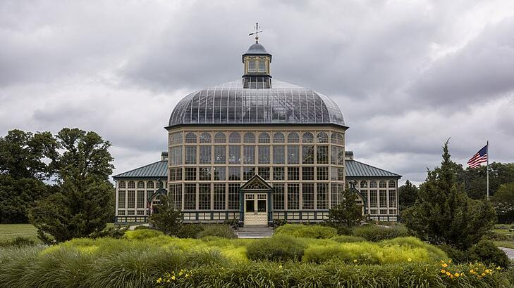 Best Senior Activities Near Glen Arm, Maryland- Rawlings Conservatory and Botanic Gardens