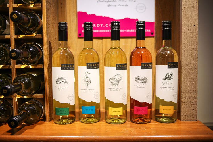 Best Senior Activities Near Glen Arm, Maryland- Boordy Vineyards Wine