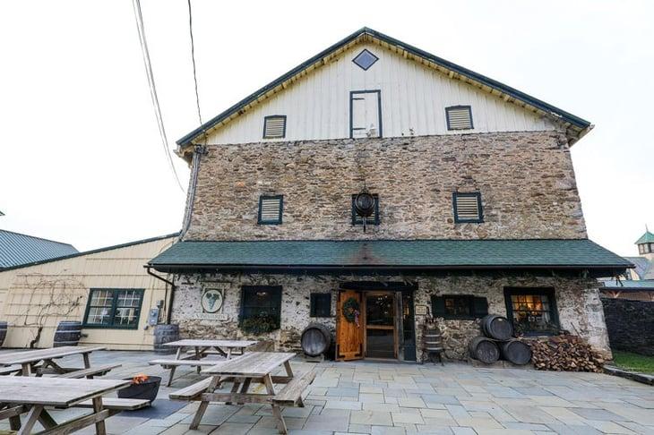 Best Senior Activities Near Glen Arm, Maryland- Boordy Vineyards Barn