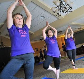 Mabes' Yoga Babes