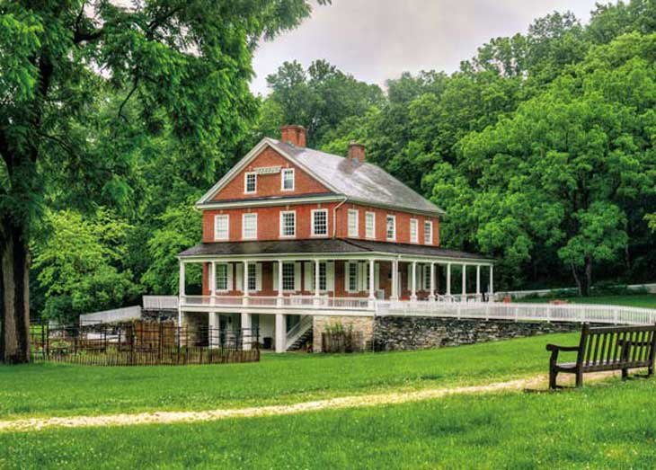 Lancaster Top Place to Retire- The Rock Ford Plantation