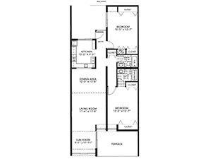 Rittenhouse Floor Plan