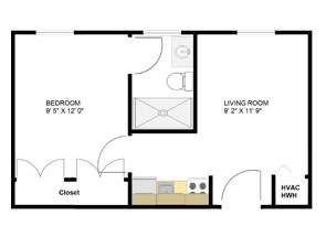 Notch Cliff | Glen Meadows Floor Plans & Photos