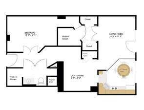Sebastian with Den | Glen Meadows Floor Plans & Photos