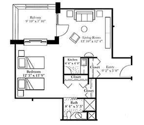 Windsor Floor Plans