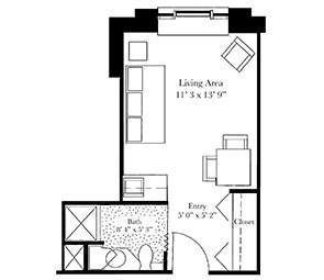Hampshire Floor Plans