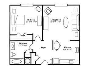 The Balfour | St. Andrew's Village Floor Plans