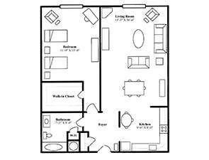The Galway | St. Andrew's Village Floor Plans