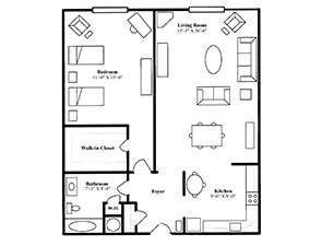 The Galway | St. Andrew's Village Floor Plans