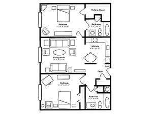 The Logan   St. Andrew's Village Floor Plans