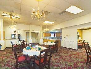 St. Andrew's Village Dining Room