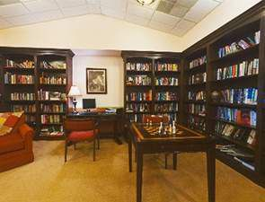 St. Andrew's Village Health Center Library