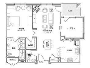Bedford Floor Plans