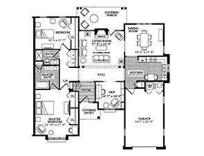 Birmingham Villa Floor Plan