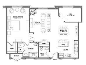 Hanover Floor Plans