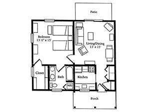 Residential Living Floor Plans & Photos | Kent