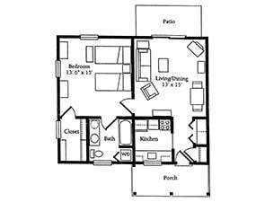 Residential Living Floor Plans & Photos | Kent