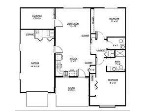 Laurel Floor Plans