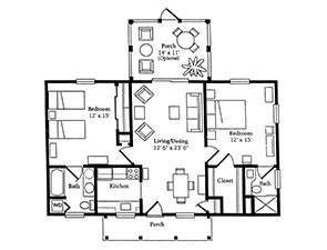 York Floor Plans
