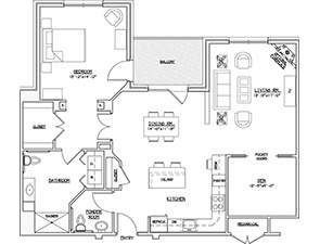 Bristol Floor Plans