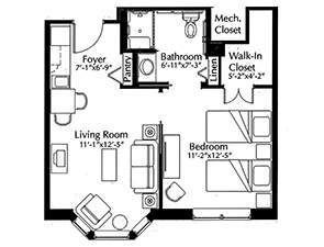Durham Floor Plans