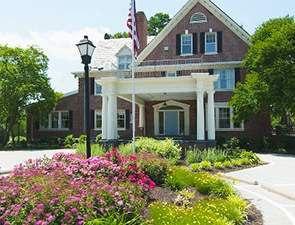 Ware Mansion Entrance Virtual Tours