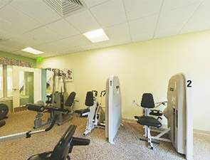 Fitness Center Virtual Tours