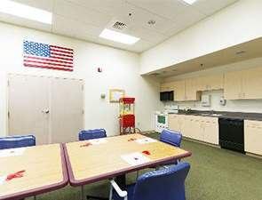 Multi-purpose room in Westminster Valley in Allentown, PA