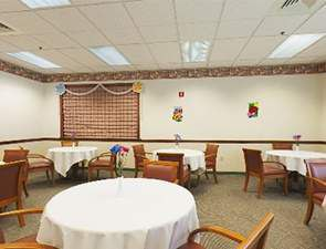 Virtual Tour of the Adult Day Center - Town Square