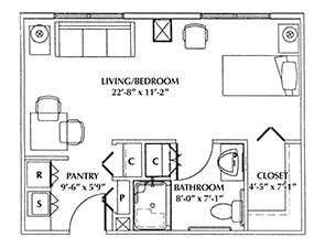 Ashley | Westminster Village at Dover Floor Plans & Photos