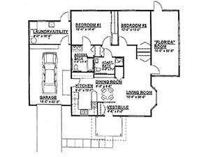 Ashford Villa Floor Plan