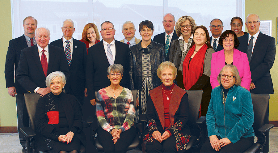 2017 Presbyterian Senior Living Board of Trustees