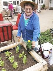 Mary Guthrie Gardening