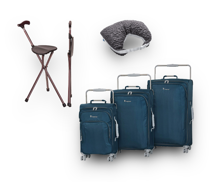 Gifts for Seniors Who Travel
