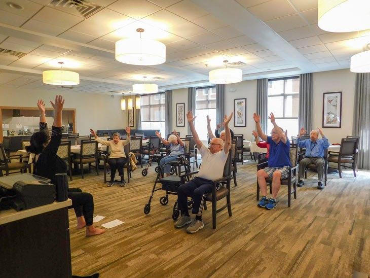 Active Aging Week-Presbyterian Village at Hollidaysburg