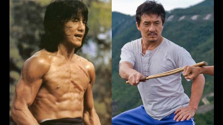Jackie Chan- Celebrities Turning 65 in 2019