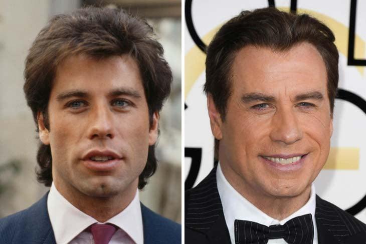 John-Travolta- Celebrities Turning 65 in 2019