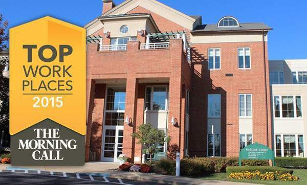 Kirkland Village Top Workplaces Award