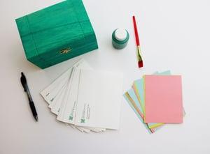 Memory-Box-Supplies