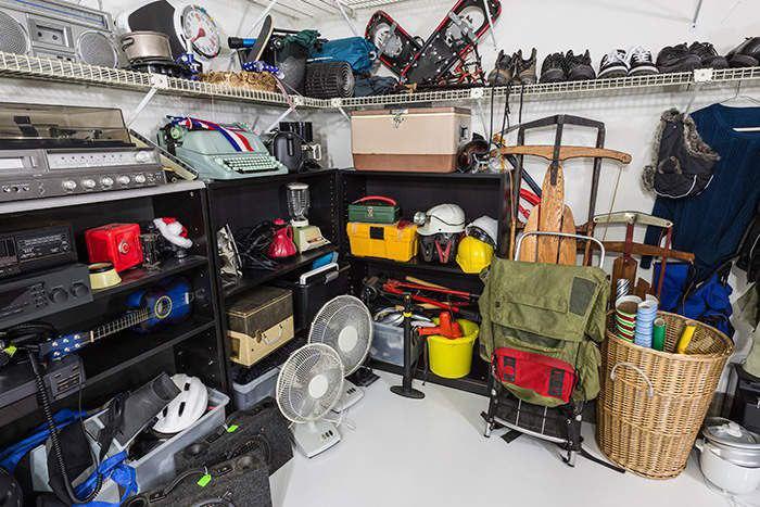 BustClutter
