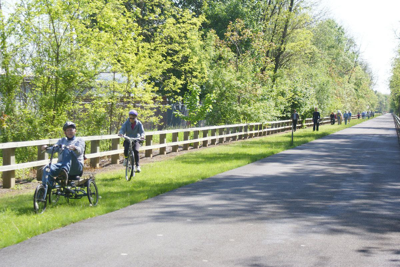 green ridge village Tour de France