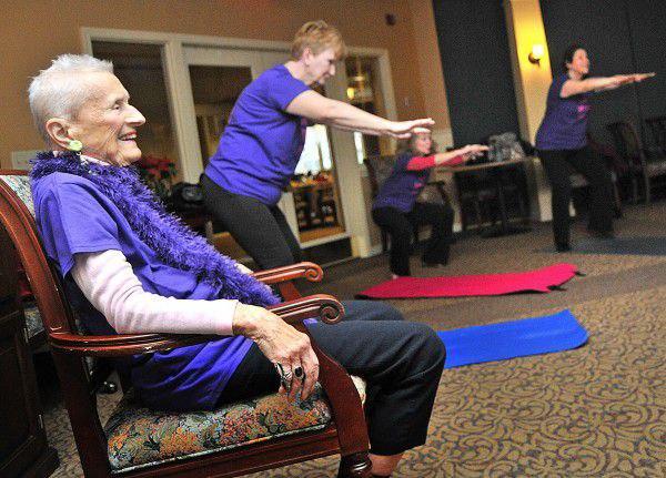 Health Benefits of Yoga For Seniors - Mabes Yoga Babes