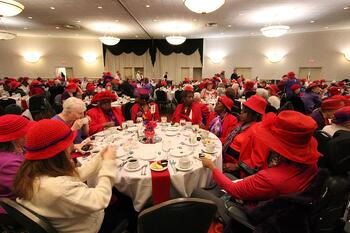 red hat society at psl