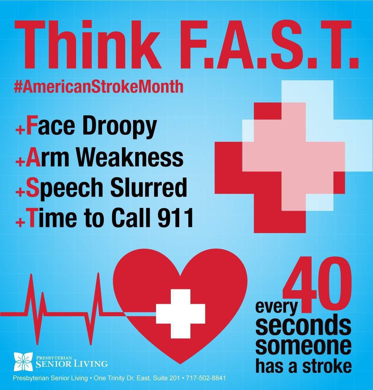StrokeAwarenessInfographic