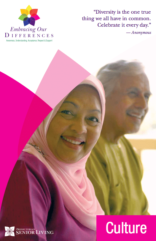 Senior Living Diversity   Embracing Our Differences