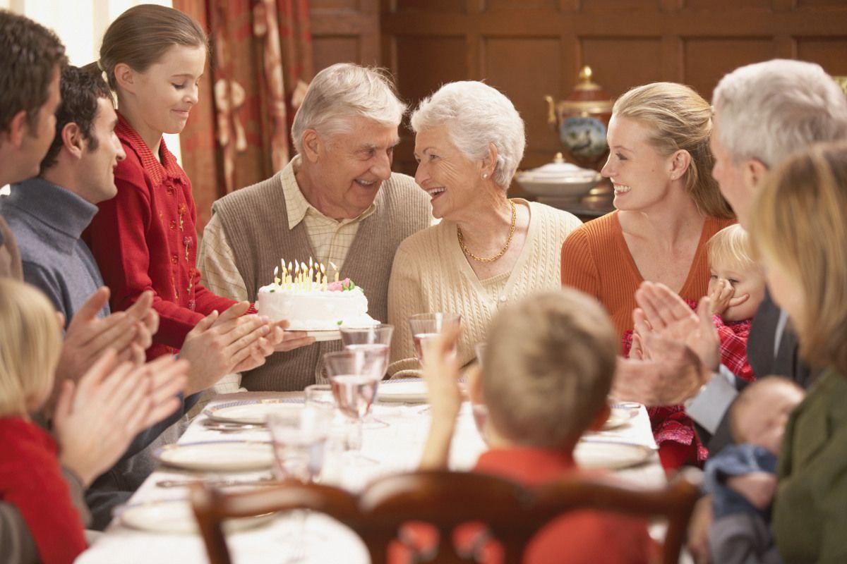 family bonding experience senior living