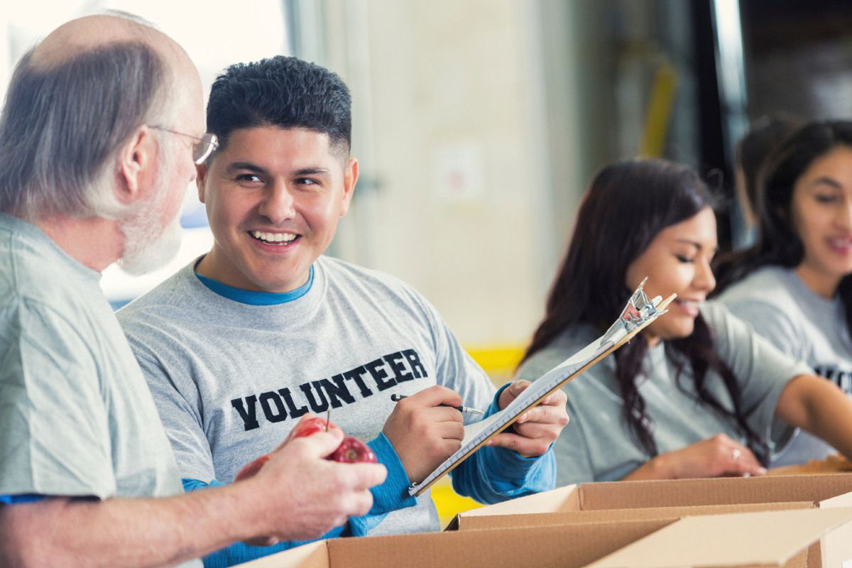recognizing the value of volunteers