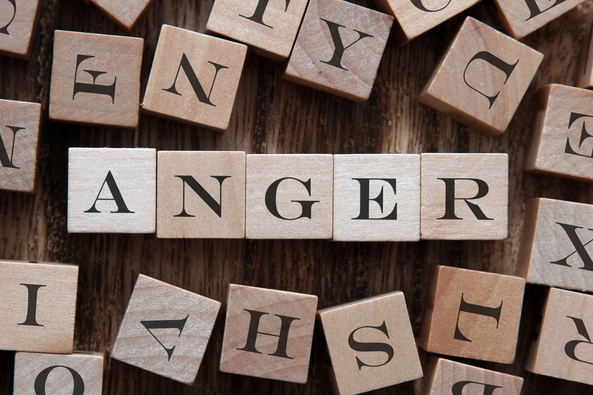 reflections on leadership anger management