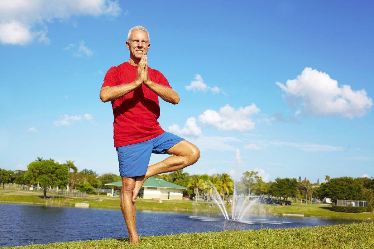 seniors balance exercises